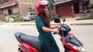 महिला चालक