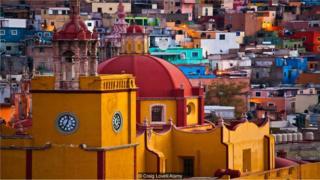 旅行,墨西哥,传统,文化,世界,时间