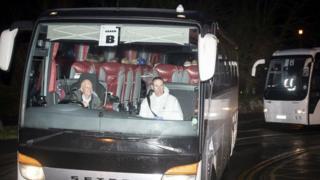 Passengers repatriated to the UK from the coronavirus-hit cruise ship