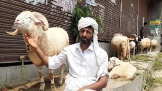 पशू व्यापारी चौधरी यकीन मोहम्मद