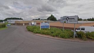Castlehill Industrial Estate