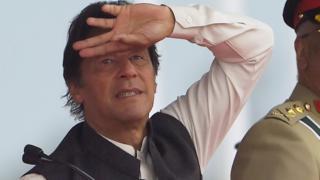عمران خان وزیر اعظم پاکستان