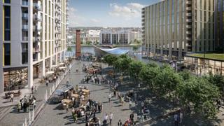 What the new Sirocco site might look like after the regeneration
