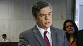 Senador tucano Cássio Cunha Lima