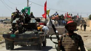 Iraklı milisler