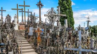 Гора Крестов принадлежит всем