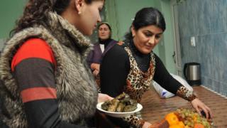makanan armenia