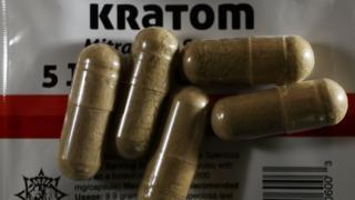 Pastillas de Kratom