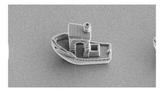 The world's smallest boat