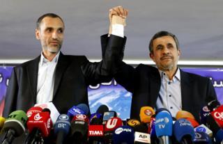 چند ماهی به انتخابات مانده حمید بقایی٬ معاون اجرایی احمدی نژاد در دور دوم ریاستجمهوریاش برای نامزدی در انتخابات اعلام آمادگی کرد
