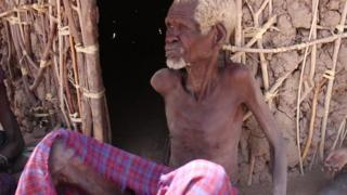 Man in Turkana