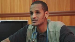 أحمد سامي خضر ظهر في فيديو تجنيدي لتنظيم الدولة الإسلامية