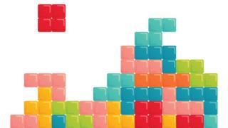 """цветные блоки """"Тетрис"""""""
