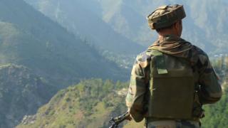 کشمیر انڈین فوجی