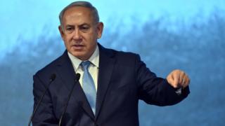 اسرائیل کے وزیراعظم بنیامین نیتن یاہو