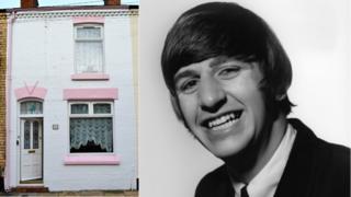 10 Admiral Grove and Ringo Starr