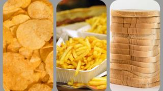 17 year old boy 'blind' sake of im dey chop only chips and white bread