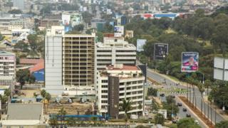 The US embassy in Nairobi (file photo July 2015)