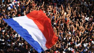 Празднования в Париже