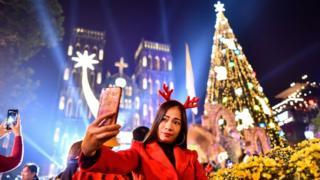 전 세계는 크리스마스를 어떻게 보내고 있을까?