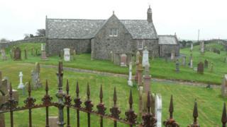 Kirkmaiden church