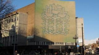 Hull BHS mural