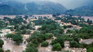 В городе Армеро погибли 24 тысячи человек.