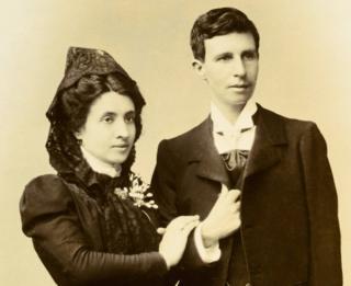 마르셀라 그라시아 이비아스와 엘리사 산체스 로리가의 결혼식 사진