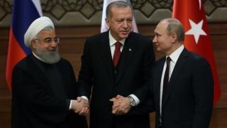 Ruhan, Erdoğan ve Putin 16 Eylül'de Ankara'da bir araya gelecek