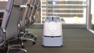 softbank robot vacuum cleaner
