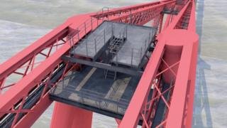 Forth Bridge visitor hub and walkway planned