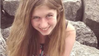 Photograph of Jayme Closs