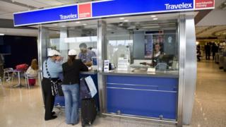 Travelex: Banks halt currency service after cyber-attack