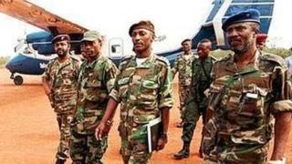 En mars 2011, le général-major Munene avait été condamné par contumace à la prison à perpétuité par un tribunal militaire de République démocratique du Congo.