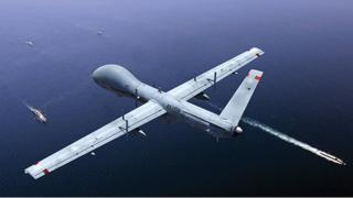 Hermes 900 drone