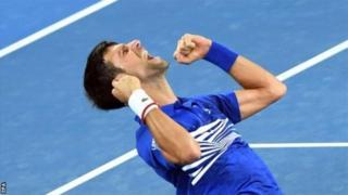 Djokovic remporte ce dimanche sa plus grande victoire en Grand Chelem, contre Nadal.