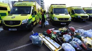 NHS supplies