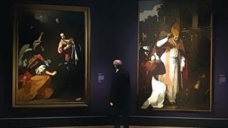 Artemisia Gentileschi exhibition at the National Gallery, London