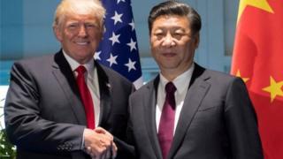 चीन, अमेरिका, ट्रम्प, सि
