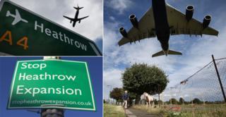 Heathrow composite