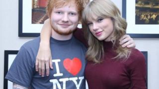Sheeran a Swift