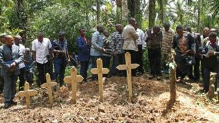 похорони жертв