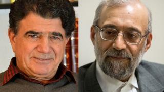 محمد جواد لاریجانی و محمدرضا شجریان