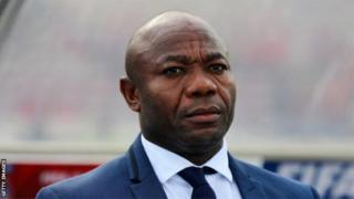 Emmanuel Amuneke a joué un rôle clé dans la victoire des Super Eagles à la finale de la Coupe d'Afrique des nations 1994.