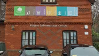 New Forest Visitor Information Centre
