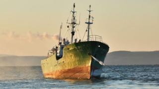 북한 국적 어선이 다른 해역에서 나포되는 경우는 종종 있다