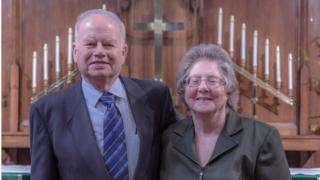 John and Sally Sue Bradley
