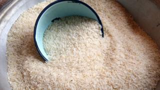 Le riz est une denrée alimentaire de base dans plusieurs pays d'Afrique de l'Ouest.