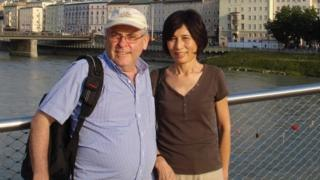 British investigator and former Reuters journalist Peter Humphrey and his Chinese-American wife, Yu Yingzeng