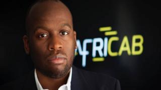 """Vangsy Goma veut faire de sa startup """"le premier choix de la mobilité individuelle en Afrique subsaharienne""""."""